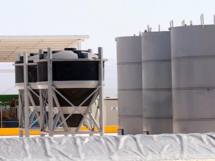Residuos Industriales – Grupo Ecolimpio